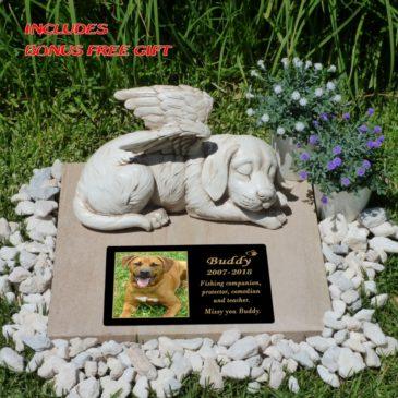 Garden Figurines Statues Spp Creations, Memorial Garden Ornaments